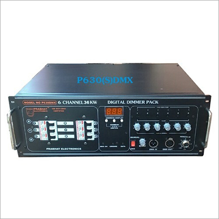 P630DMX Lighting Dimmer Pack