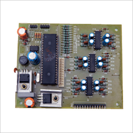 Dmx Circuit Board