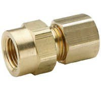 Brass Male Female Reducer With Nut