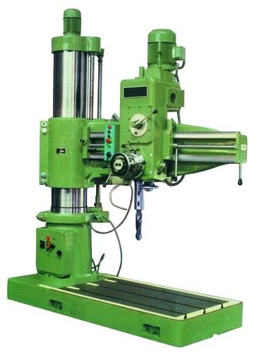6 A  Radial Drill Machine
