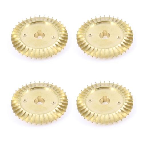 Brass Key Type Impeller