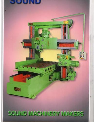 Planno Miller Machine