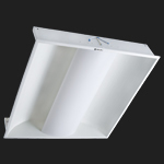 RECESS MOUNTED INDIRECT DECORATIVE LUMINAIRE WITH