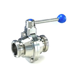 Dairy Ball Valves