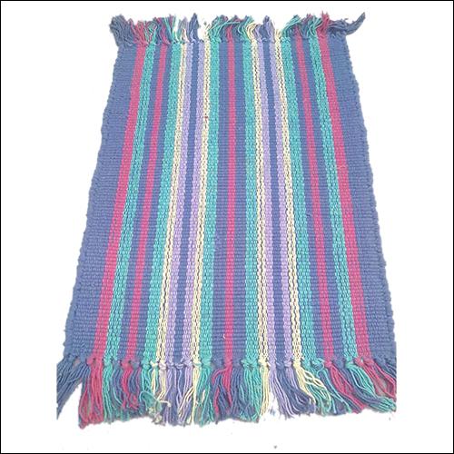 Chennille Multicolor Rugs