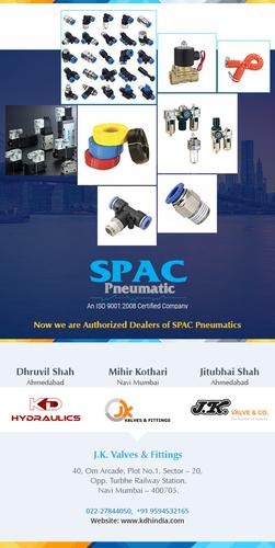 SPAC Pneumatic Valve
