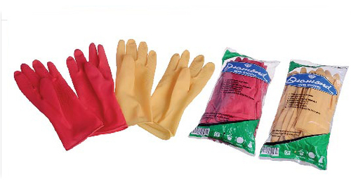 240 MM Rubber Hand Gloves