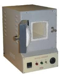 RECTANGULAR MUFFLE FURNACE (1000 DEGREE C)