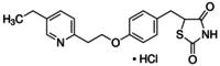 Pioglitazone hydrochloride