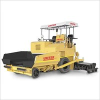 Conventional Mechanical Paver Machine