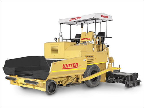 Mechanical Asphalt Paver Machine