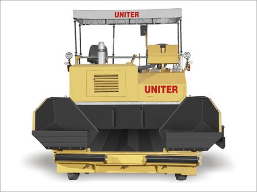 Mechanical Paver Machine