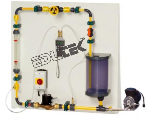 Hydraulic Circuit With Centrifugal Pump