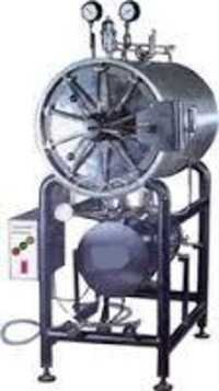 AUTOCLAVE (HORIZONTAL-DOUBLE WALLED)