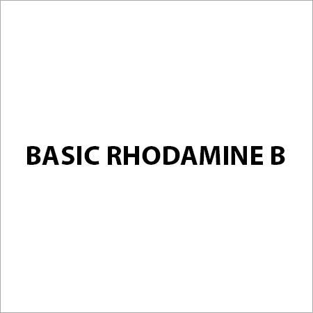 Basic Rhodamine B
