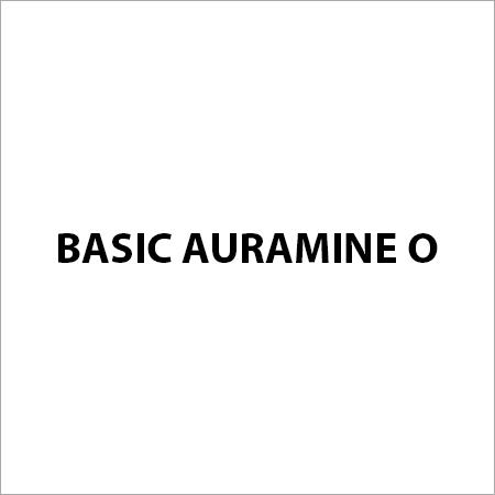 Basic Auramine O