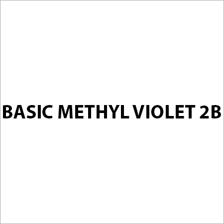 Basic Methyl Violet 2B
