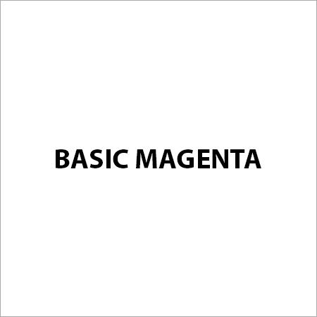 Basic Magenta Dyes