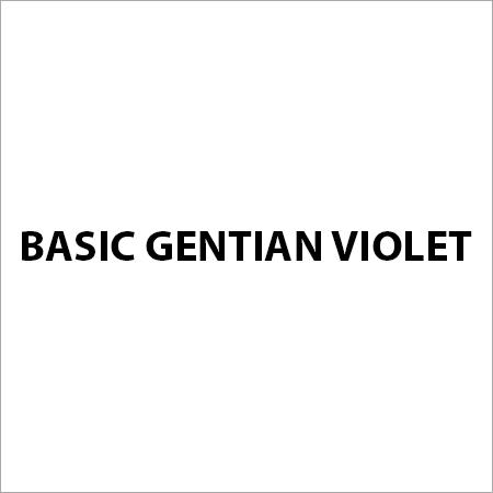 Basic Gentian Violet