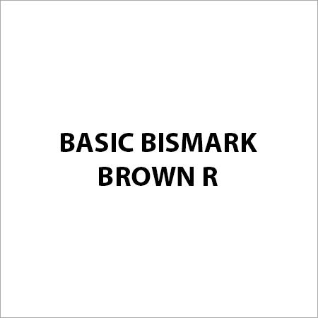 Basic Bismark Brown R
