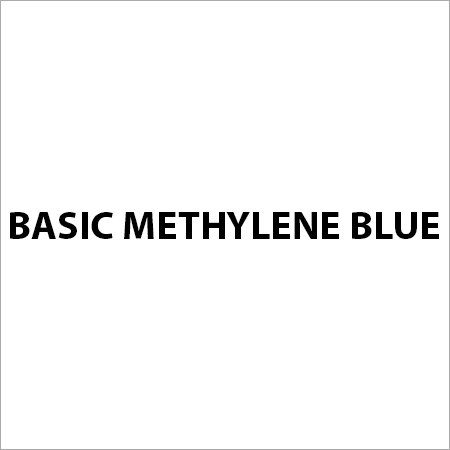 Basic Methylene Blue