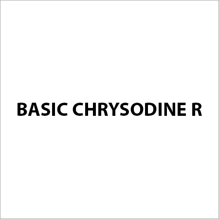 Basic Chrysodine R