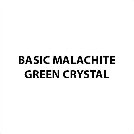 Basic Malachite Green Crystal