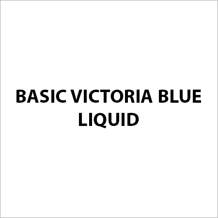 Basic Victoria Blue Liquid