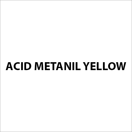 Acid Metanil Yellow Powder