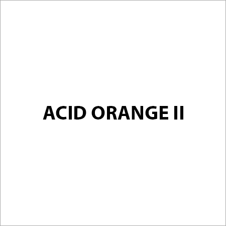 Acid Orange II Powder