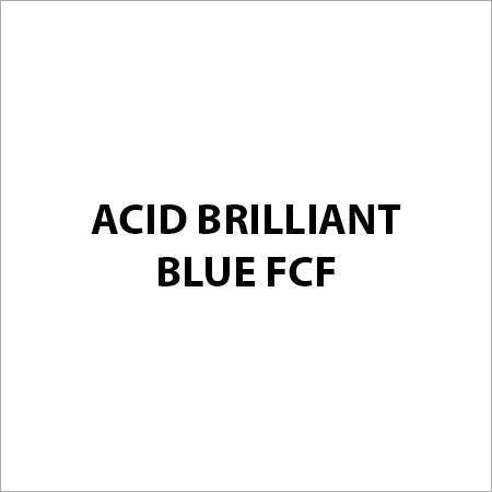 Acid Brilliant Blue FCF Powder