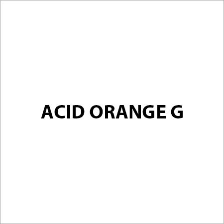 Acid Orange G