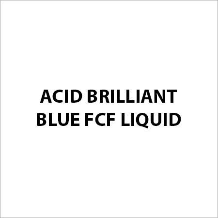 Acid Brilliant Blue FCF Liquid
