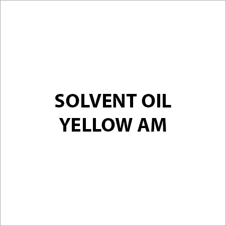 Solvent Oil Yellow AM