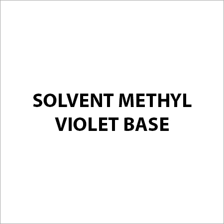 Solvent Methyl Violet Base