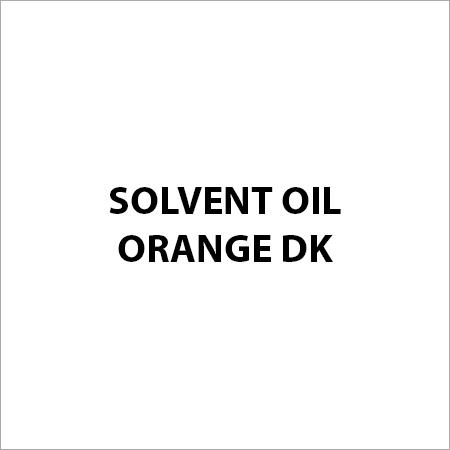 Solvent Oil Orange DK