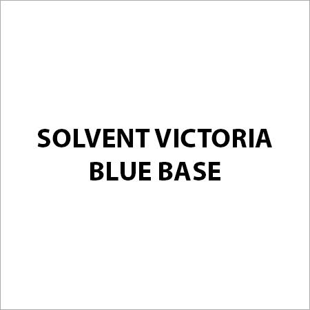 Solvent Victoria Blue Base