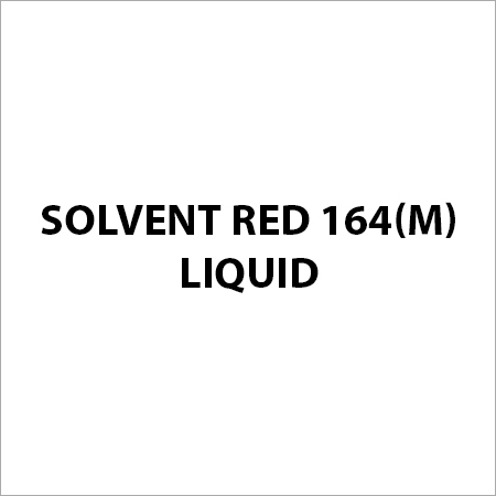 Solvent Red 164(m) Liquid