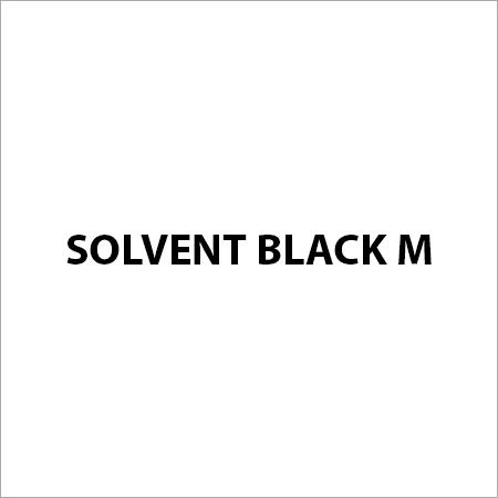 Solvent Black M