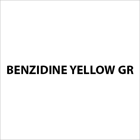 Benzidine Yellow GR