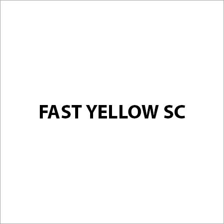 Fast Yellow SC Pigment
