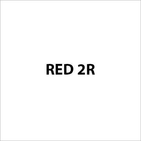 Red 2R Pigment