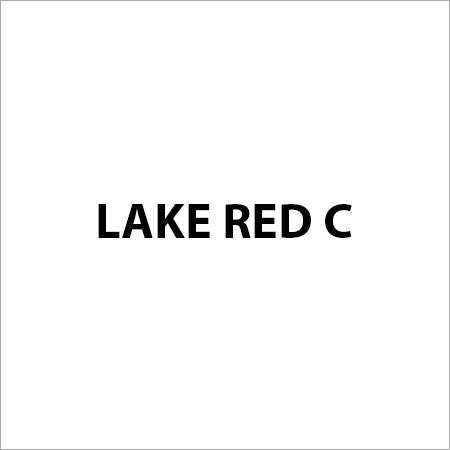 Lake Red C Pigment