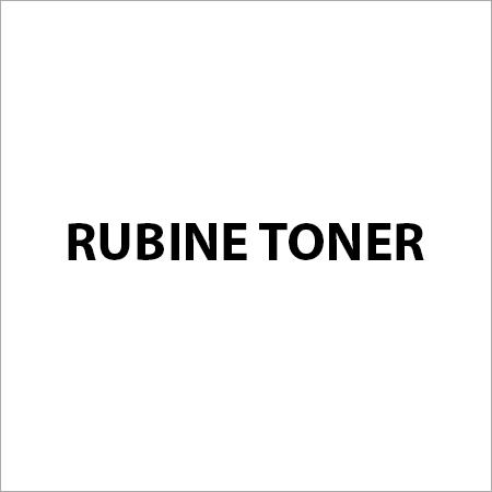 Rubine Toner Pigments