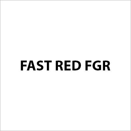 Fast Red FGR Pigment