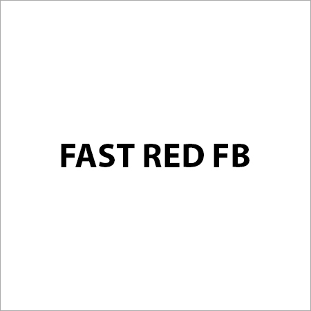Fast Red FB Pigment