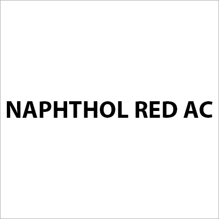 Naphthol Red AC Pigment