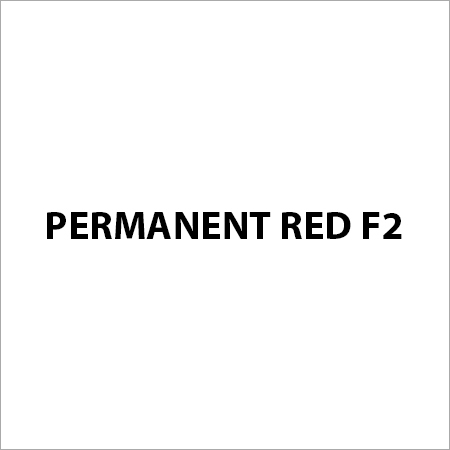 Permanent Red F2