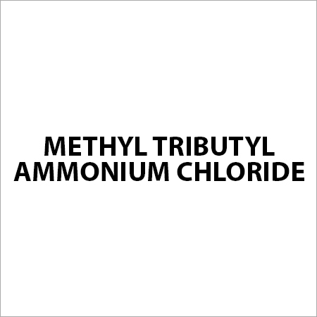 Methyl Tributyl Ammonium Chloride