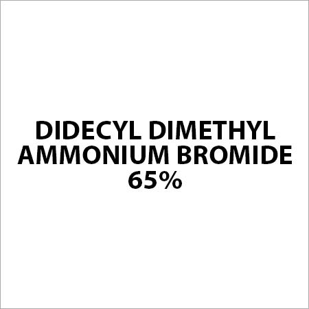Didecyl Dimethyl Ammonium Bromide 65%